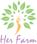 Her Farm Nepal logo