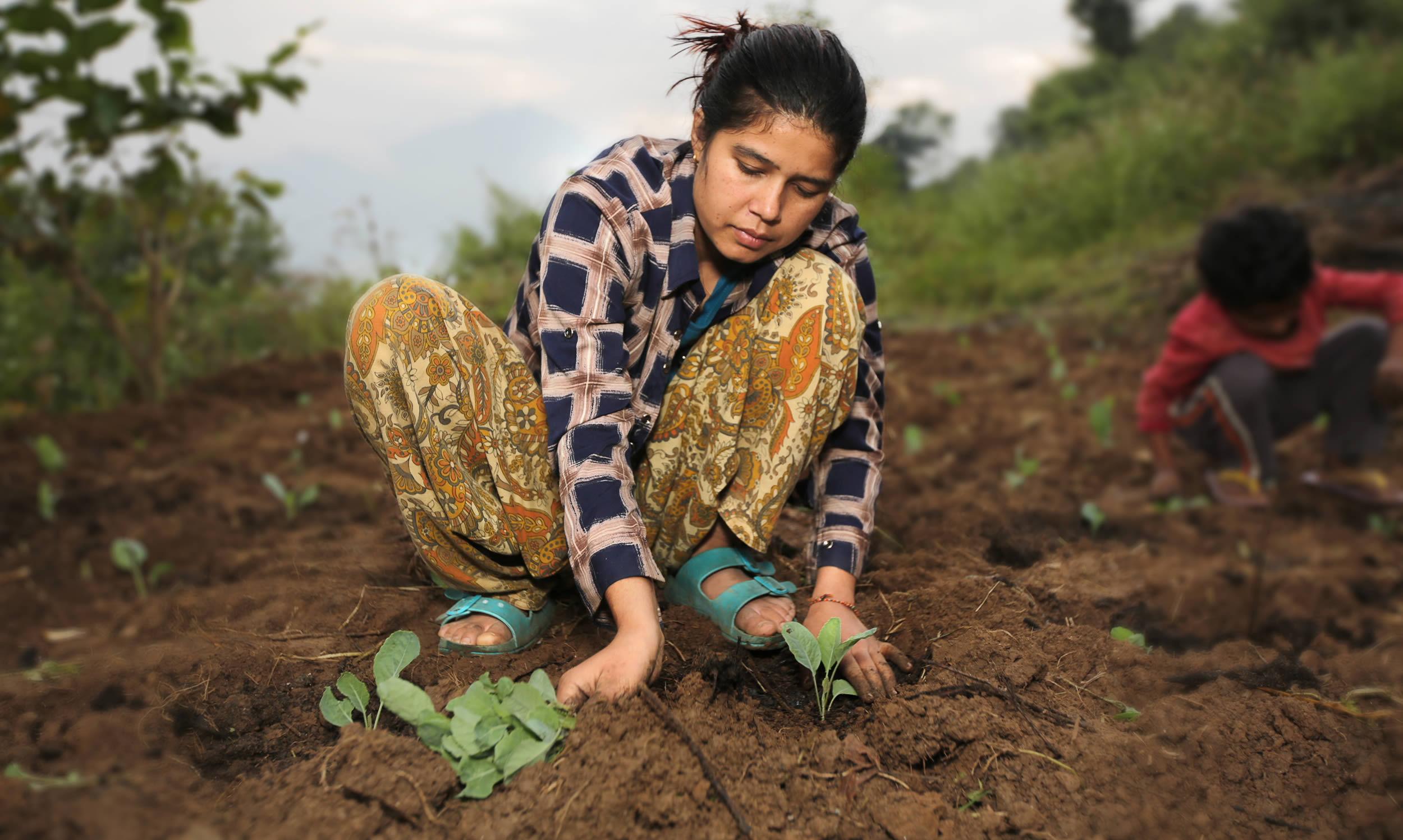 Gap Year and Learning Service at Her Farm Nepal