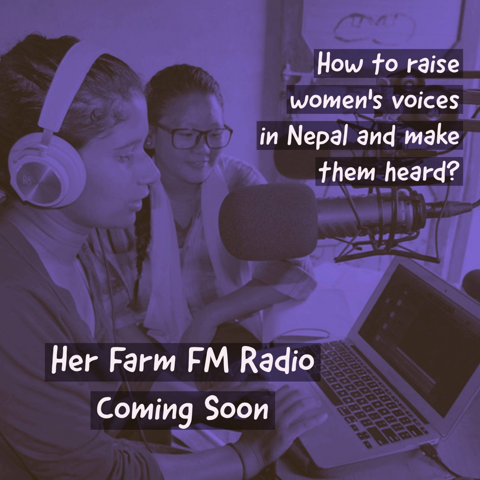 Her Farm FM Radio Coming Soon