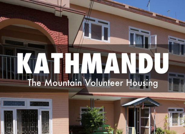 See Our Kathmandu, Nepal Volunteer Housing [Presentation]