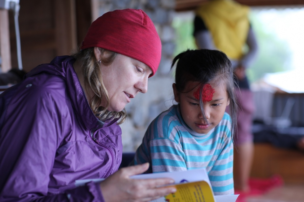 The Life of an English Teacher Volunteering in Nepal