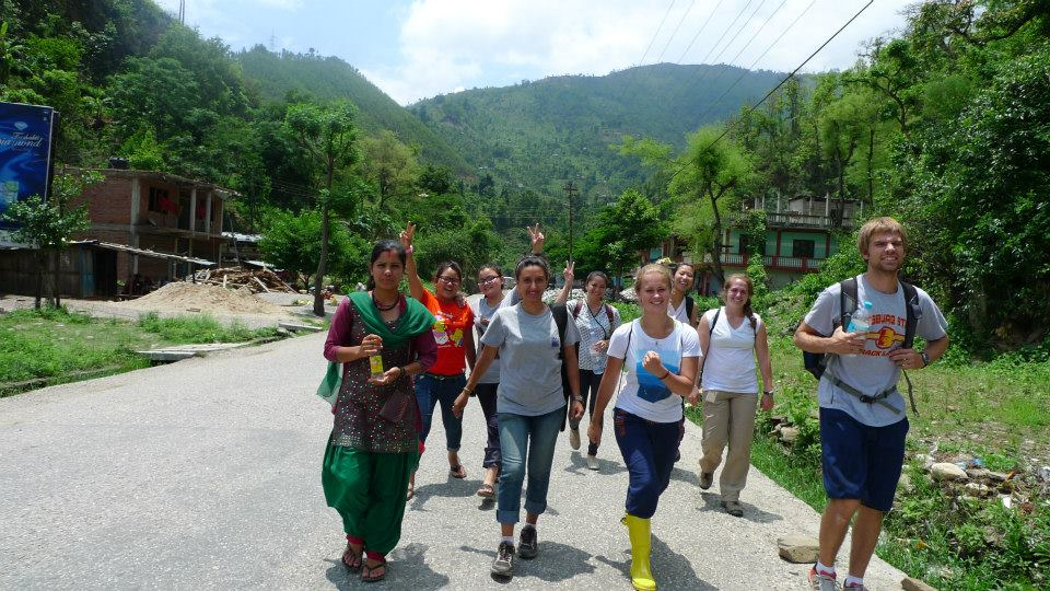 Volunteer in Nepal at Her Farm. Why you should hire us and not a placement company.